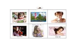 מבטים, קולאז' תמונות ילדים, אבחון aba